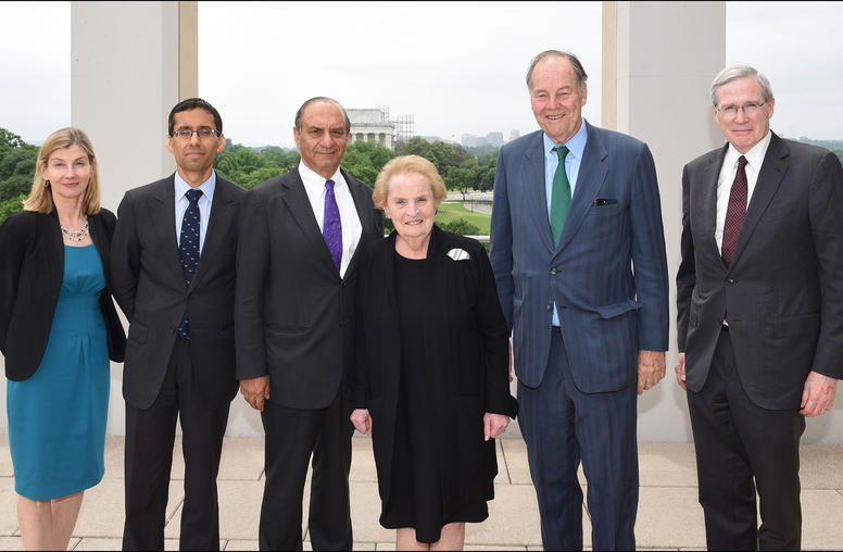 USIP Launches Bipartisan Task Force on Extremism in Fragile States
