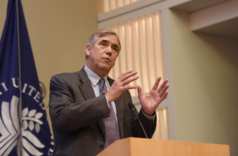 Senator Jeff Merkley on Violence and Humanitarian Response in Africa