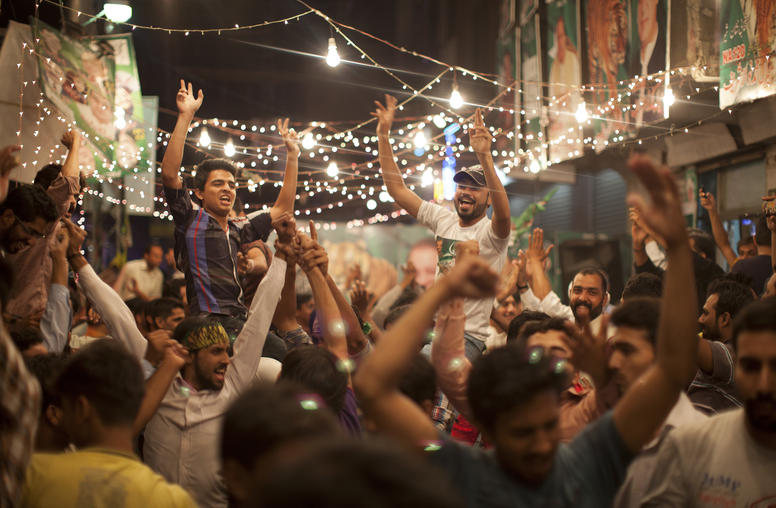 Will Pakistan's Youth be a Boom or Bust for its Democracy?