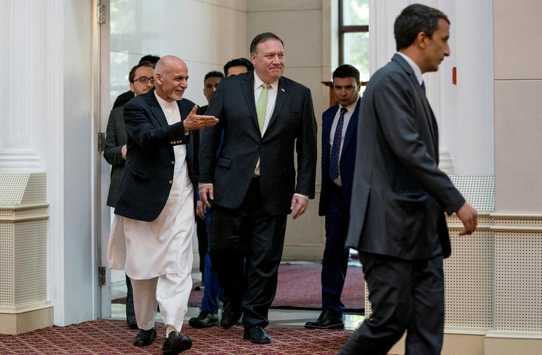 Are the U.S. and the Taliban Finally Ready for Direct Talks?