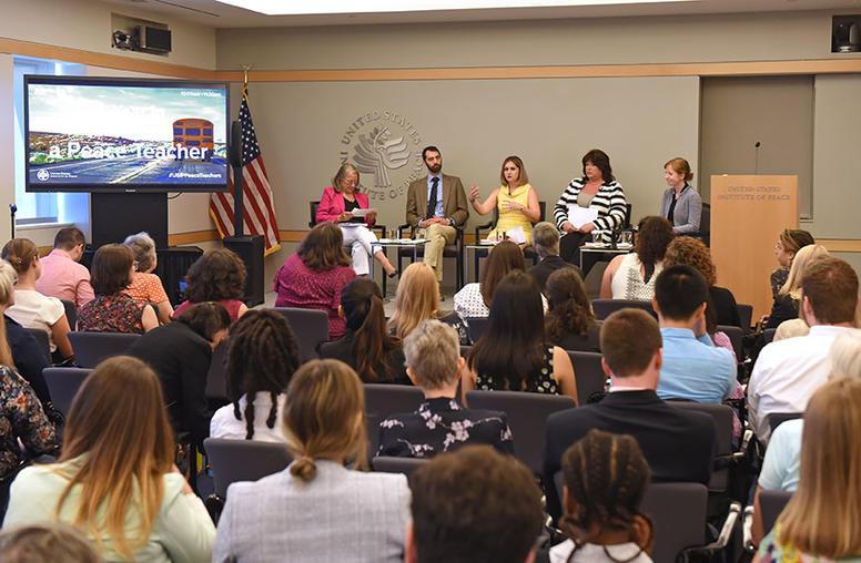 Peace Teachers Program Announces 2018 Cohort