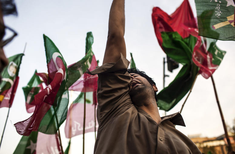 After a Volatile Election Season, What Now for Pakistan?