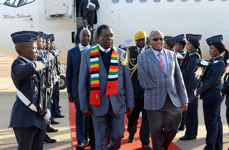 Military Crackdown Mars Zimbabwe's First Post-Mugabe Election
