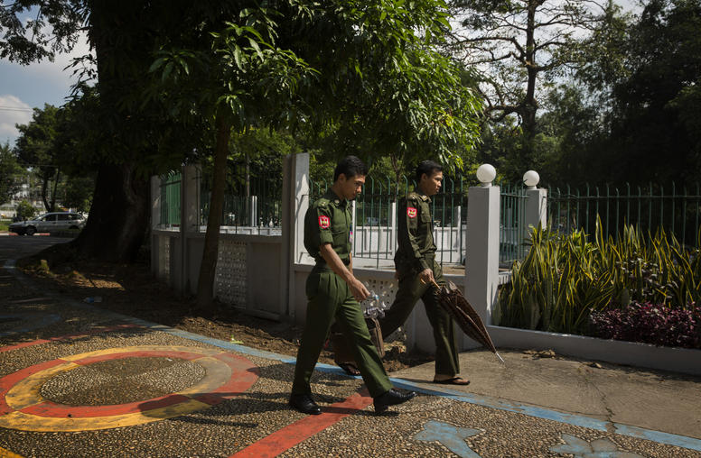 Myanmar's Armed Forces and the Rohingya Crisis