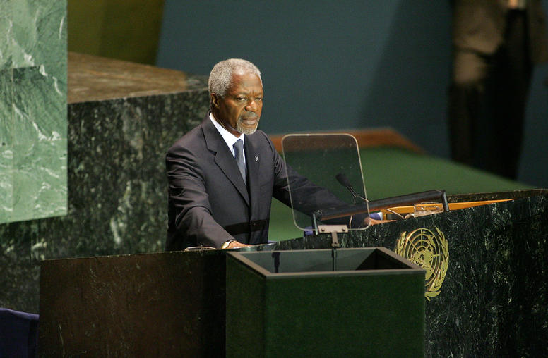 In Memoriam: Kofi Annan