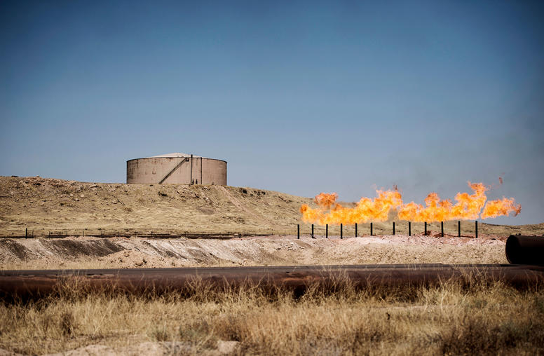 Could Iraq's Economy Suffer Collateral Damage from Iran Sanctions?