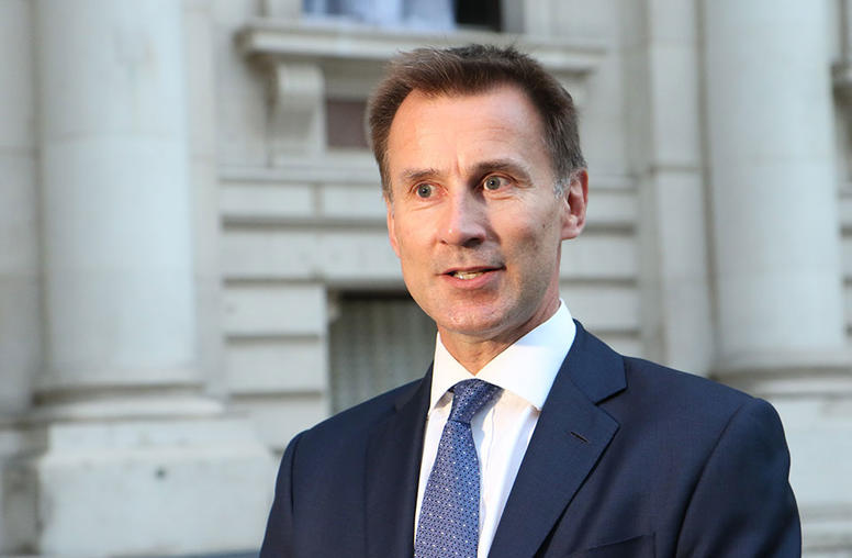 United Kingdom Secretary of State Jeremy Hunt on Foreign Policy