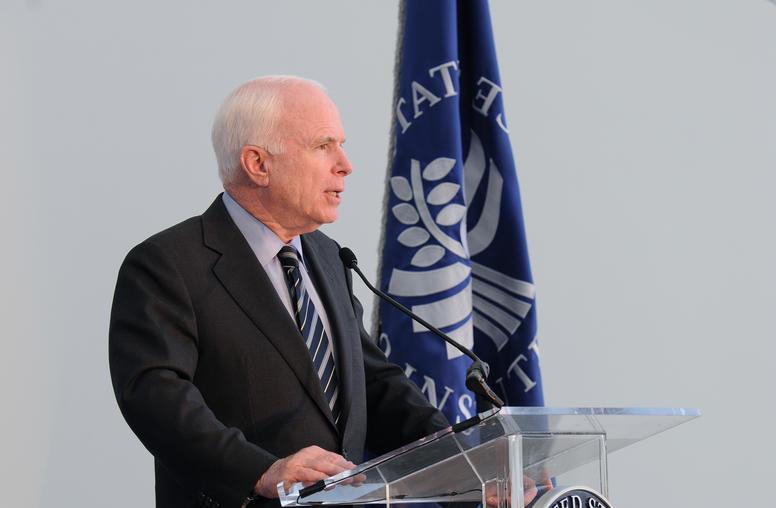 In Memoriam: John McCain