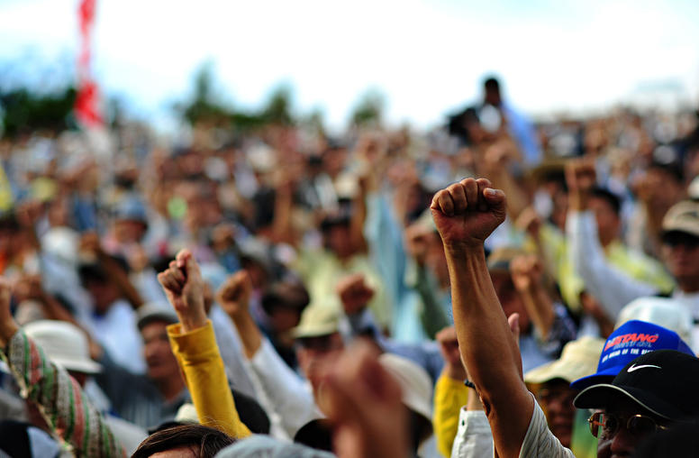 Combining Nonviolent Action and Peacebuilding