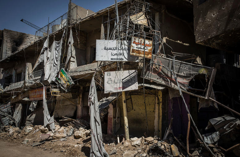 How Extremists Exploit Fragile States