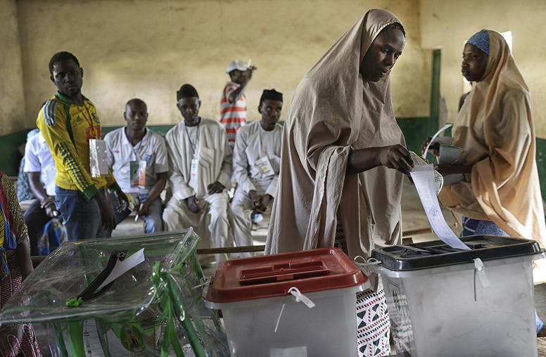 The Risks of Violence in Nigeria's 2019 Elections
