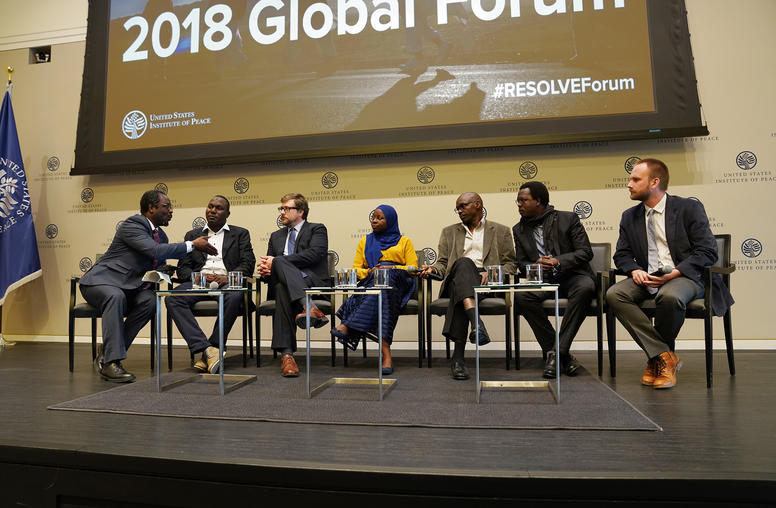 RESOLVE Network 2018 Global Forum