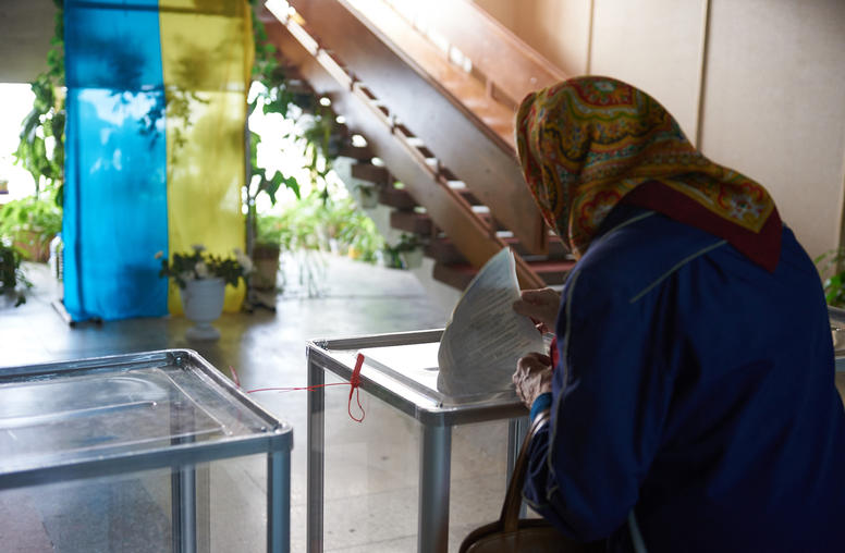 Ukraine's Long, Busy Elections Season