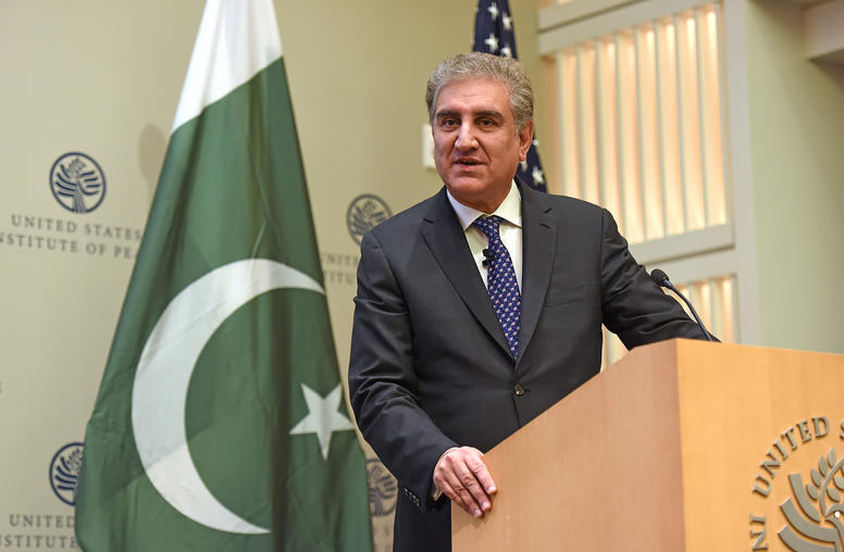 Pakistan Pursues a 'Reset' in U.S. Relations