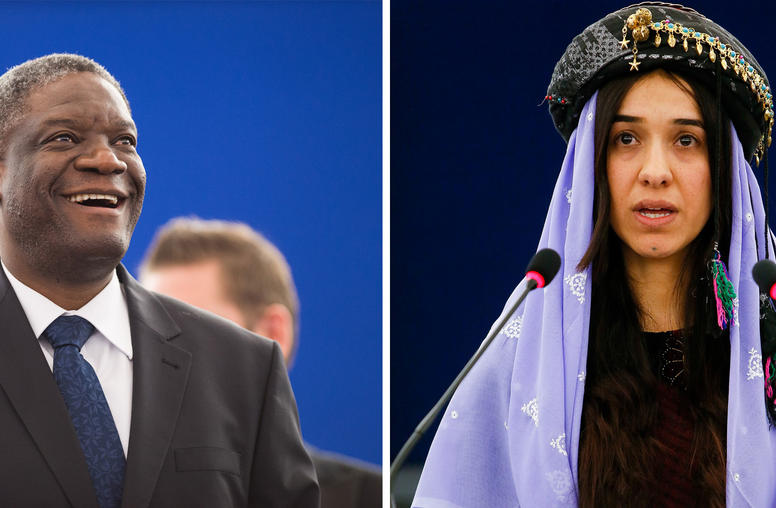 Nobel Prize Strengthens the Protection of Women Amid War