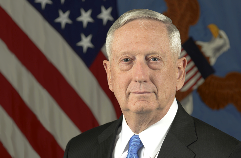 A Conversation with Secretary of Defense James N. Mattis