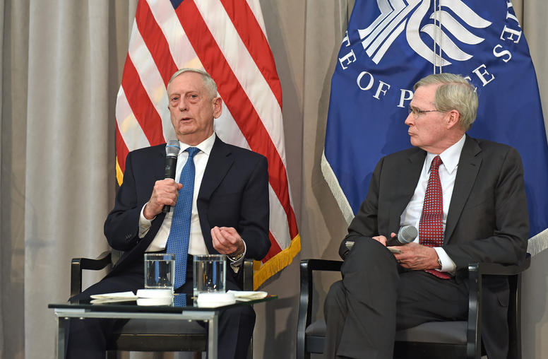 James Mattis: Yemen Needs a Truce Within 30 Days