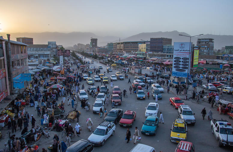 Voices of the Afghan People