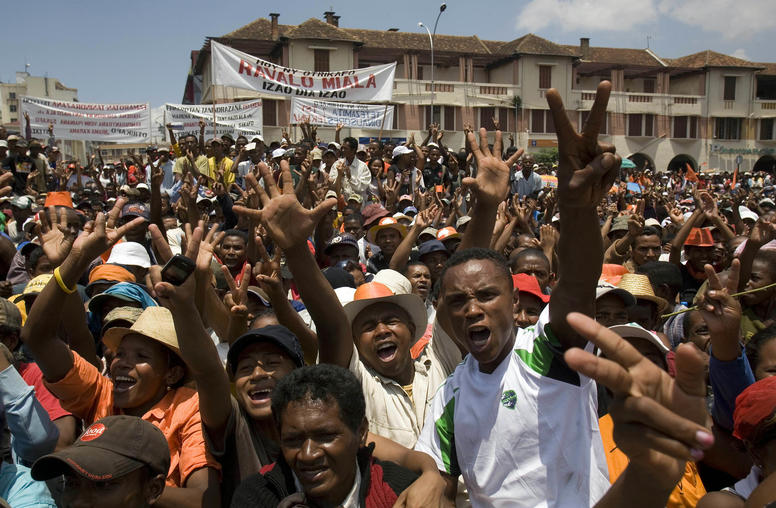 In Madagascar, a Presidential Vote Sees Old Fissures Resurface