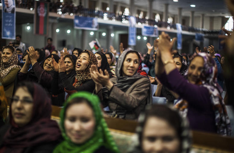 Breaking Down Barriers for Women and Youth in Afghanistan