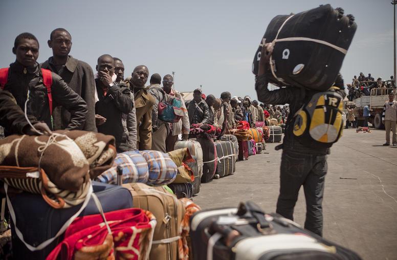 Libya's Migrant Crisis Isn't Just a European Problem