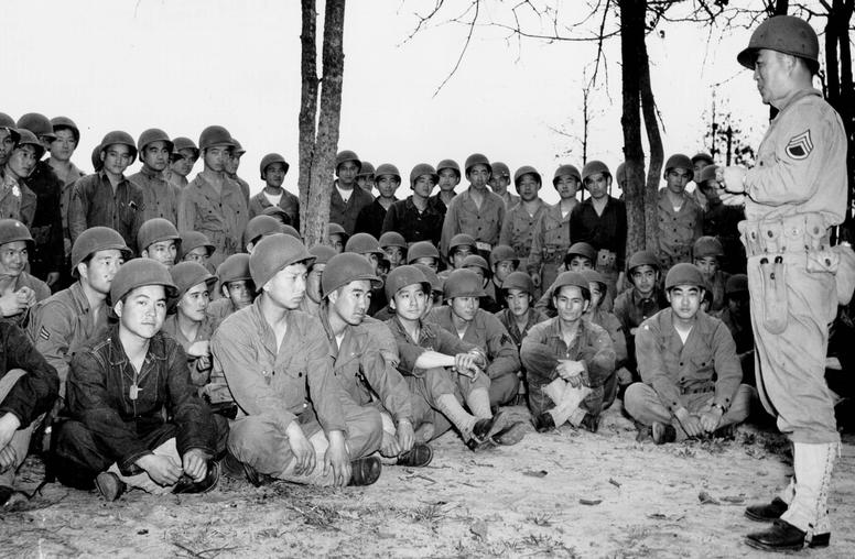 Two American Lieutenants: A Veterans Day Story