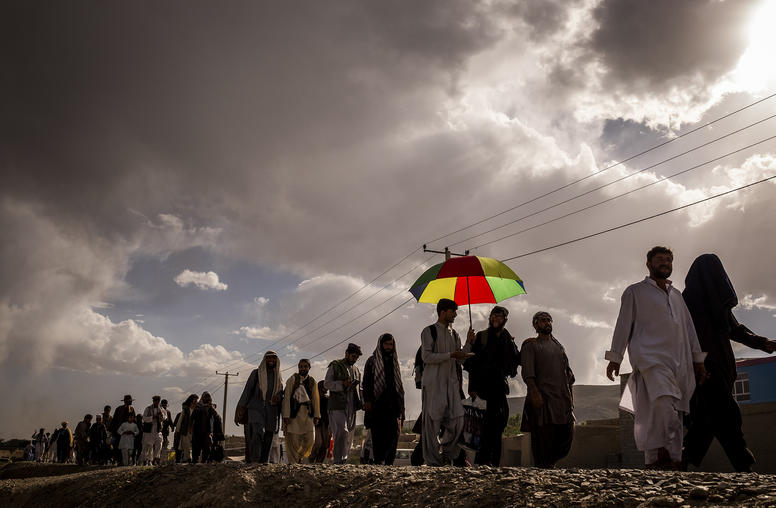 Questions from CENTCOM on Achieving Peace in Afghanistan