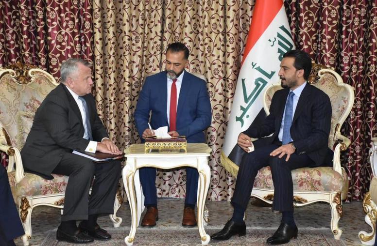 A New Parliament in Iraq