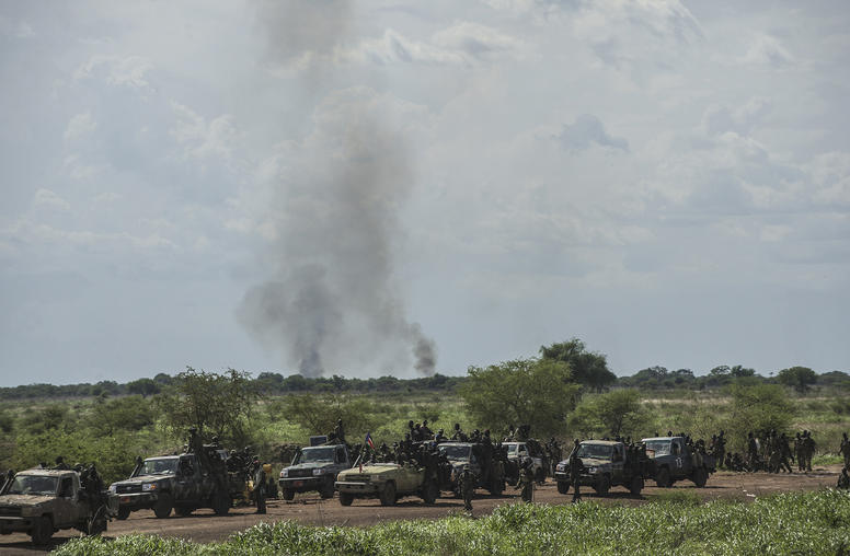 To Aid South Sudan's Cease-fire, Increase Transparency