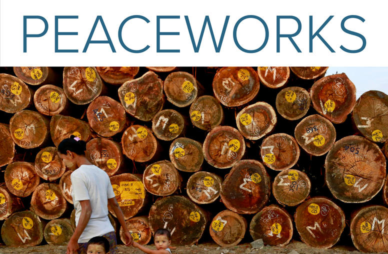 The Conflict Resource Economy and Pathways to Peace in Burma