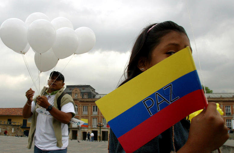 The Elusive Consensus on Peace in Colombia