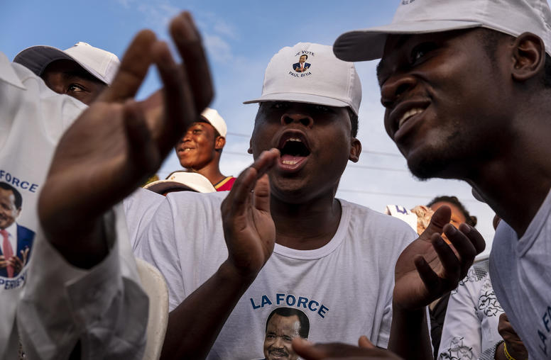After Election, Cameroon's Governance Crisis Continues