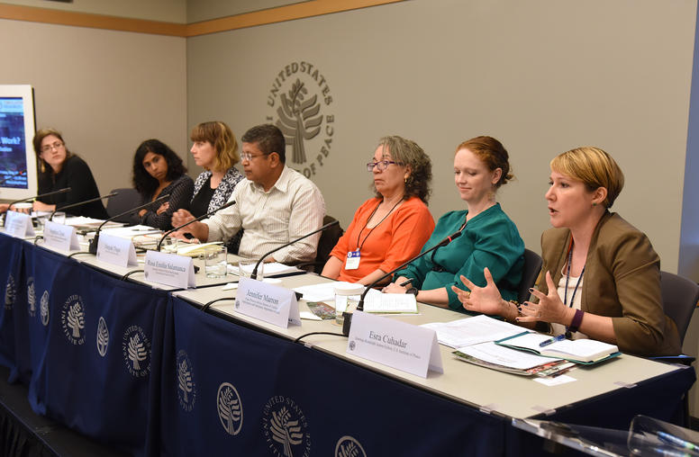 USIP Jennings Randolph Senior Fellowship 2019 Request for Proposal (RfP)