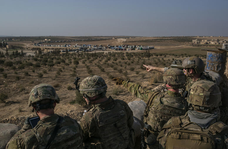 What Does the U.S. Troop Withdrawal Mean for Syria?