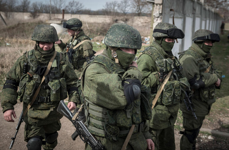 It's Time to Stand Up to Russia's Aggression in Ukraine