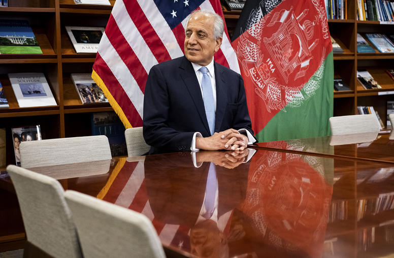 U.S.-Taliban Talks Make 'Significant Progress': What's Next?