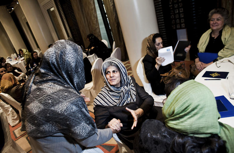 How can we negotiate with the Taliban? Afghan women know.
