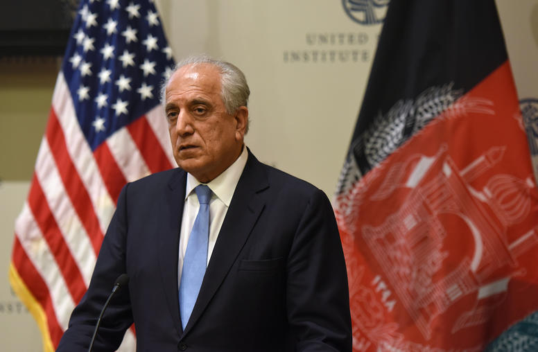 Special Representative Zalmay Khalilzad on the Prospects for Peace in Afghanistan