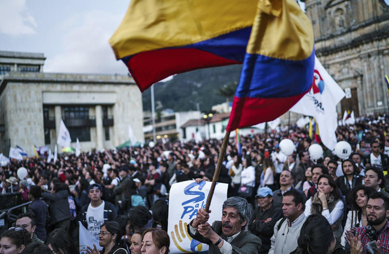 Colombia's Peace Experiment: 'Collective Reincorporation'