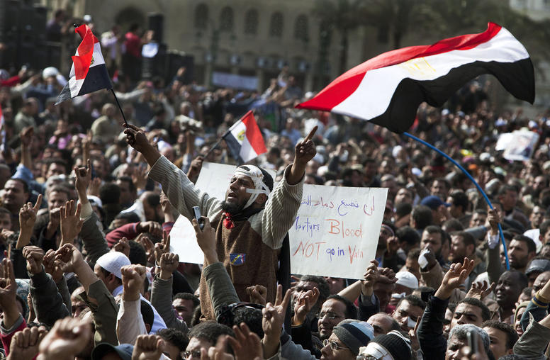 Egypt Timeline: Since the Arab Uprising