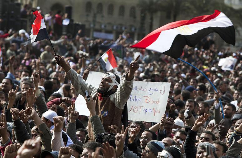Egypt Timeline: Since the Arab Uprising