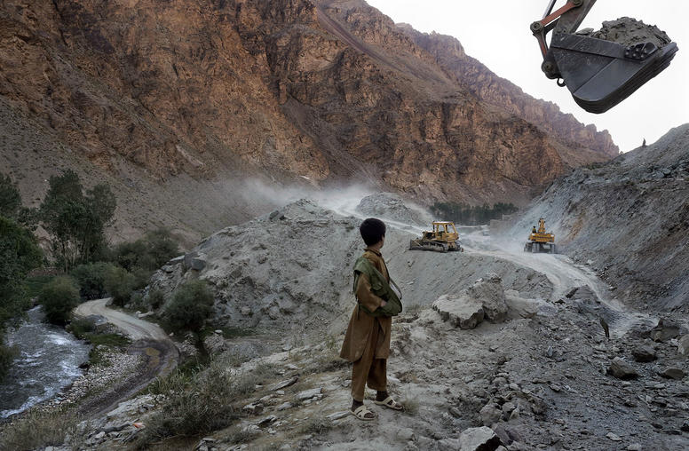 Can Technology Help Afghanistan Avoid the Resource Curse?
