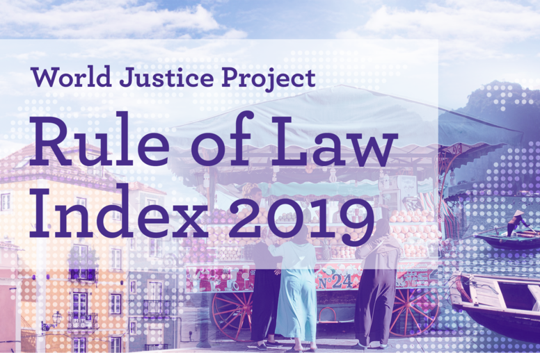What is the State of the Rule of Law Around the World in 2019?