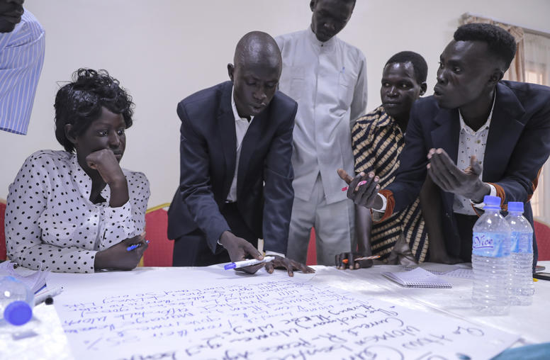 In South Sudan, Nonviolent Action is Essential to Building Peace
