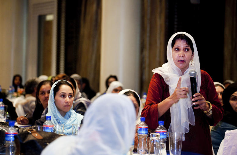 Afghanistan Talks: No Women, No Peace