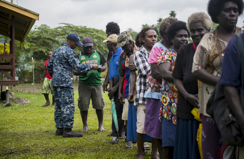 Bougainville: Is the Delayed Independence Referendum a Next Step Toward Peace?