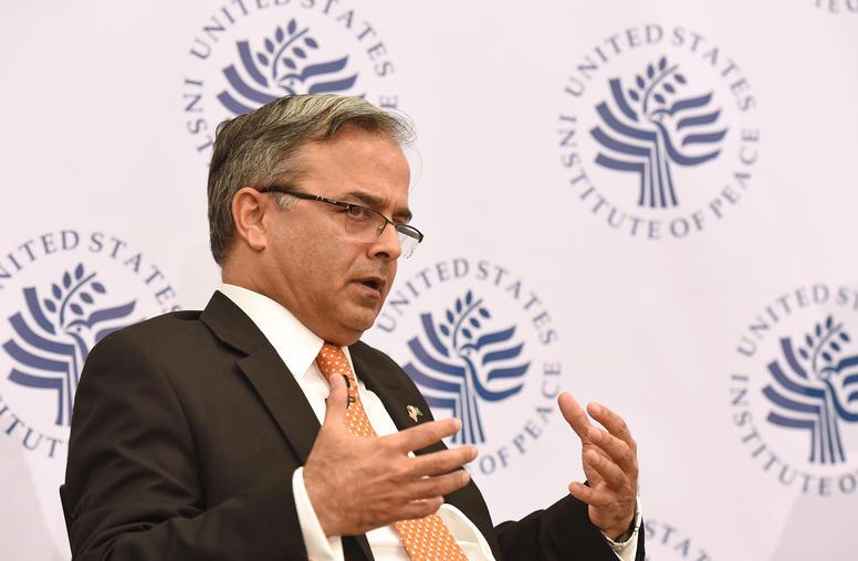 Pakistan Envoy Speaks on India, Terrorism and Afghan Peace