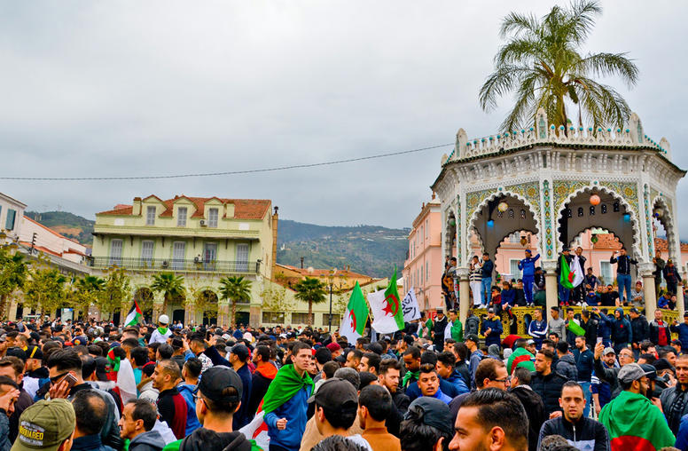Will Algeria's Protests Lead to Change and a Second Arab Spring?