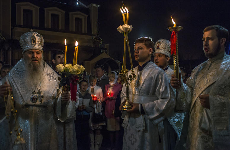 As Ukraine Builds a Church Independent of Russia, It Must Prevent Violence