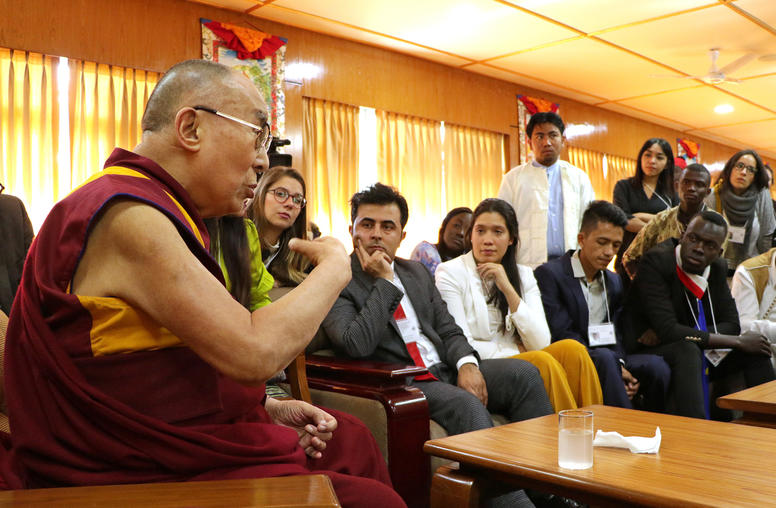 Building a Legacy of Peace with the Dalai Lama